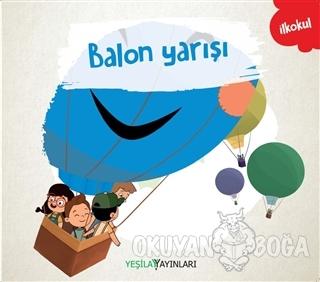 Balon Yarışı - Kolektif - Yeşilay Yayınları
