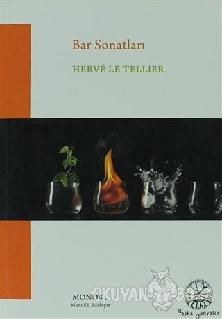 Bar Sonatları - Herve Le Tellier - MonoKL