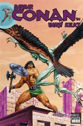 Barbar Conan'ın Vahşi Kılıcı Sayı: 20 - Michael Fleisher - Marmara Çiz