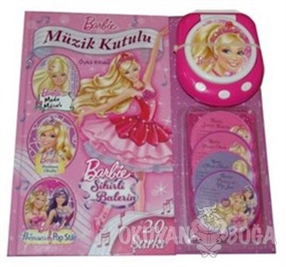Barbie - Müzik Kutulu Öykü Kitabı