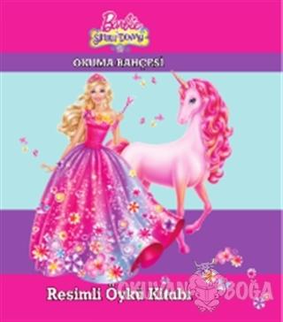 Barbie ve Sihirli Dünyası Resimli Öykü Kitabı - Kolektif - Doğan Egmon