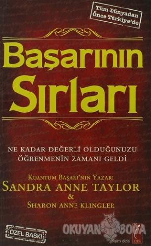 Başarının Sırları - Sandra Anne Taylor - Crea Yayınları