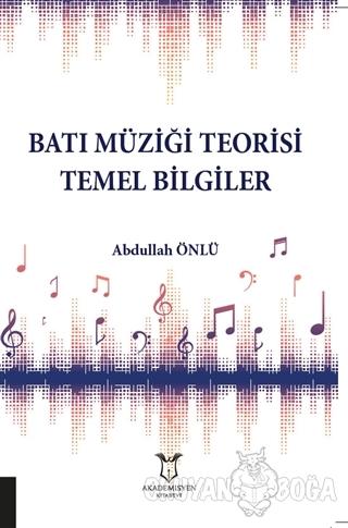 Batı Müziği Teorisi Temel Bilgiler