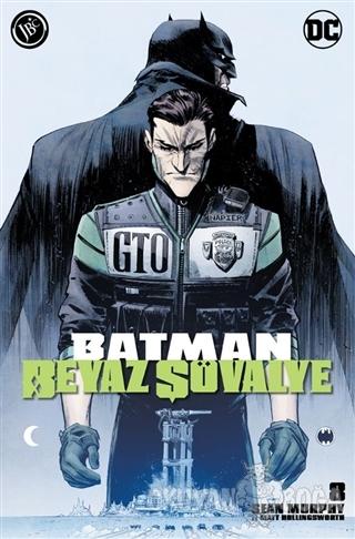 Batman Beyaz Şövalye Sayı 8