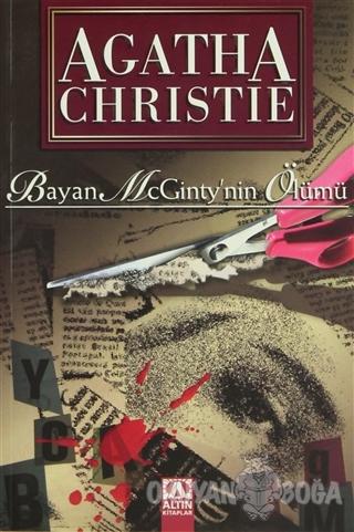 Bayan McGinty'nin Ölümü - Agatha Christie - Altın Kitaplar