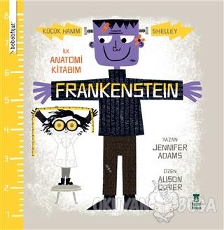Bebebiyat - Frankenstein (Ciltli) - Jennifer Adams - Taze Kitap