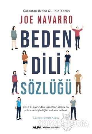 Beden Dili Sözlüğü - Joe Navarro - Alfa Yayınları