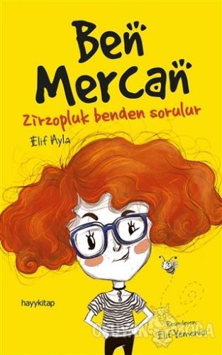 Ben Mercan (Ciltli) - Elif Ayla - Hayykitap