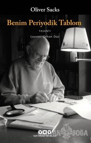 Benim Periyodik Tablom - Oliver Sacks - Yapı Kredi Yayınları