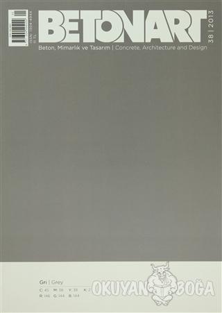Betonart Dergisi Sayı: 38