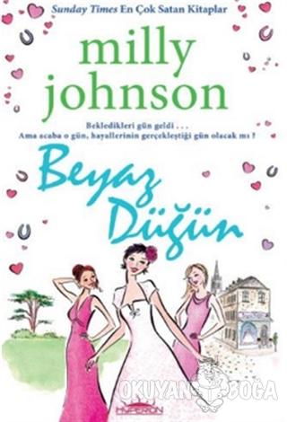 Beyaz Düğün - Milly Johnson - Hyperion Kitap