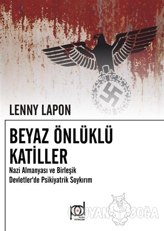 Beyaz Önlüklü Katiller - Lenny Lapon - Pales Yayıncılık