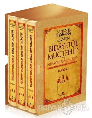 Bidayetü'l-Müctehid ve Nihayetü'l Muktesid (3 Kitap Takım) (Ciltli)