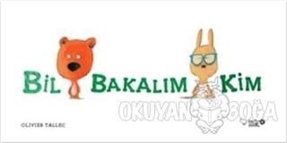 Bil Bakalım Kim - Olivier Tallec - Redhouse Kidz Yayınları