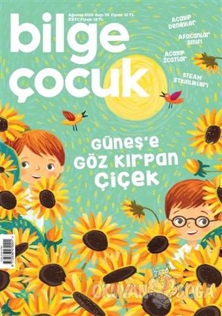 Bilge Çocuk Dergisi Sayı: 36 Ağustos 2019