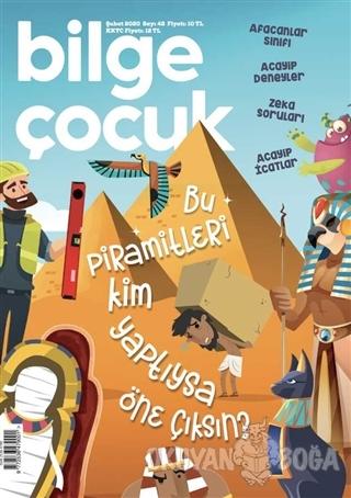 Bilge Çocuk Dergisi Sayı: 42 Şubat 2020