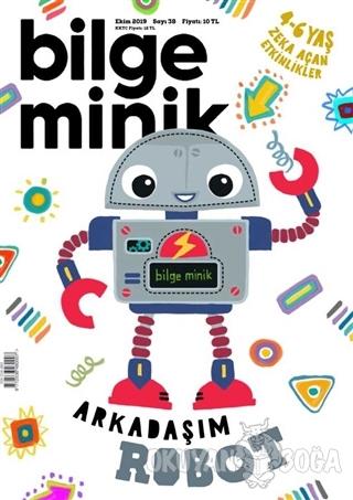 Bilge Minik Dergisi Sayı: 38 Ekim 2019