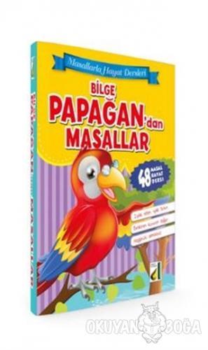 Bilge Papağan'dan Masallar (Ciltli) - Kolektif - Damla Yayınevi Çocuk