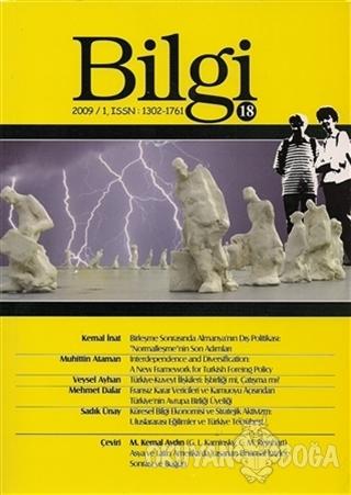 Bilgi Sosyal Bilimler Dergisi Sayı: 18 - Kolektif - Bilgi Sosyal Bilim