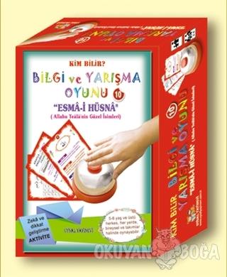 Bilgi ve Yarışma Oyunu 10 - Esma-i Hüsna - - Uysal Yayınevi - Sesli Ki