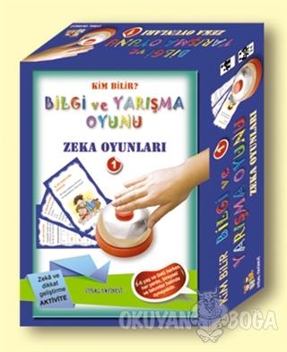 Uysal Bilgi ve Yarışma Oyunu - Zeka Oyunları 1 - - Uysal Yayınevi - Se