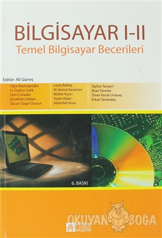 Bilgisayar 1-2 - Kolektif - Pegem Akademi Yayıncılık - Akademik Kitapl