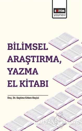 Bilimsel Araştırma, Yazma El Kitabı