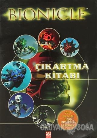 Bionicle Çıkartma Kitabı - Greg Farshtey - Altın Kitaplar