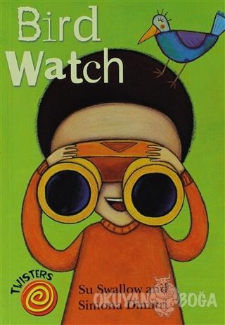 Bird Watch - Simona Dimitri - Evans Yayınları