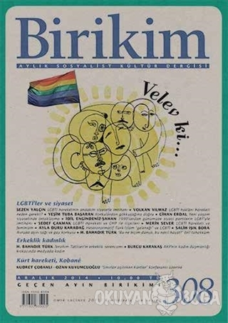 Birikim Aylık Sosyalist Kültür Dergisi Sayı: 308 - Kolektif - Birikim