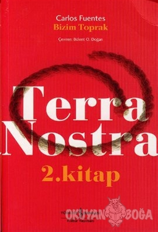 Bizim Toprak / Terra Nostra 2 Cilt (Kutulu)
