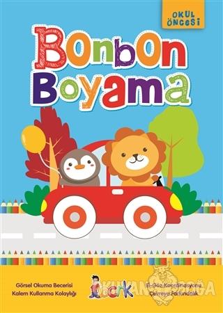 Bonbon Boyama - Kolektif - Bıcırık Yayınları
