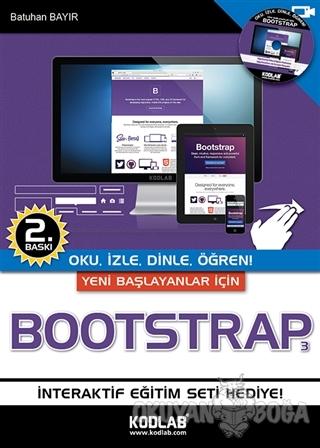 Bootstrap 3 - Batuhan Bayır - Kodlab Yayın Dağıtım