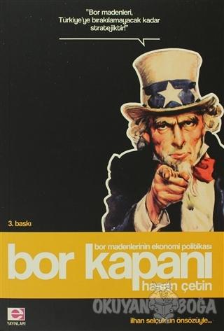 Bor Kapanı - Hasan Çetin - E Yayınları