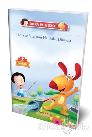 Bora ve Buro Serisi (8 Kitap Takım)
