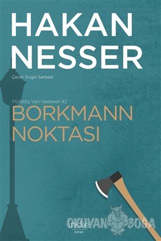 Borkmann Noktası - Hakan Nesser - İndie Yayınları