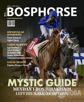 Bosphorse Dergisi Nisan 2021/3 - Kolektif - Bosphorse Dergisi Yayınlar