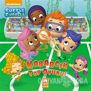 Bubble Cuppies - Kabarcık Top Oyunu! - Kolektif - Eksik Parça Yayınlar