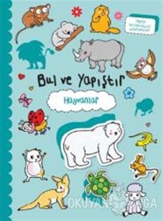 Bul ve Yapıştır Hayvanlar - Kolektif - Doğan Egmont Yayıncılık