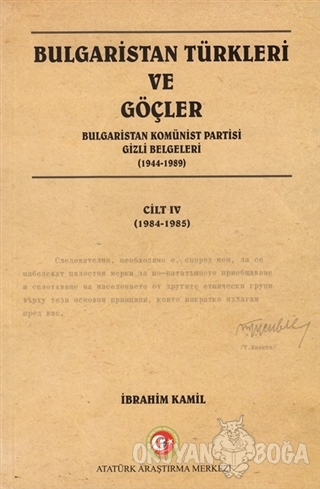Bulgaristan Türkleri ve Göçler Cilt: 4