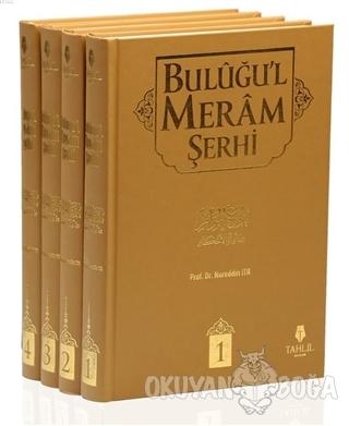 Buluğu'l-Meram Şerhi Seti (4 Cilt Takım) (Ciltli) - Nureddin Itr - Tah
