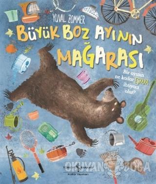 Büyük Boz Ayının Mağarası - Yuval Zommer - İş Bankası Kültür Yayınları