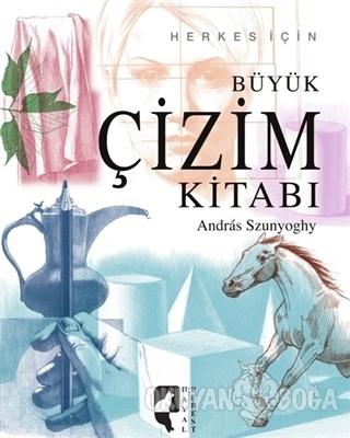 Büyük Çizim Kitabı (Ciltli) - Andras Szunyoghy - HayalPerest Kitap