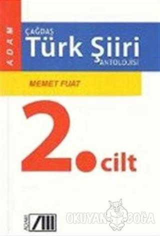Çağdaş Türk Şiiri Antolojisi Cilt: 2