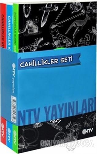 Cahillikler Seti (4 Kitap Takım) - John Lloyd - NTV Yayınları