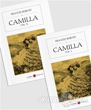 Camilla (2 Cilt Takım) - Frances Burney - Karbon Kitaplar