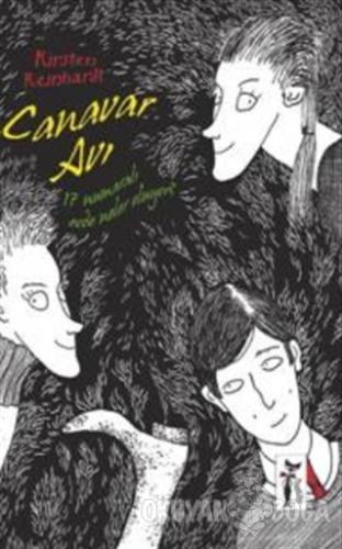 Canavar Avı - Kirsten Reinhardt - Çizmeli Kedi Yayınları