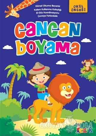 Cancan Boyama - Kolektif - Bıcırık Yayınları