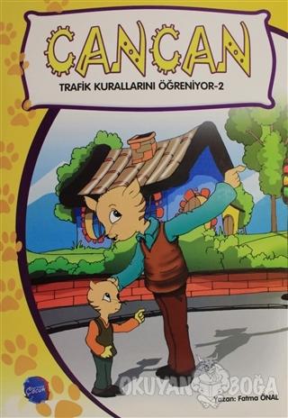 Cancan Tarfik Kurallarını Öğreniyor - 2