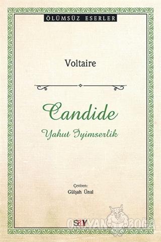 Candide - Voltaire - Say Yayınları